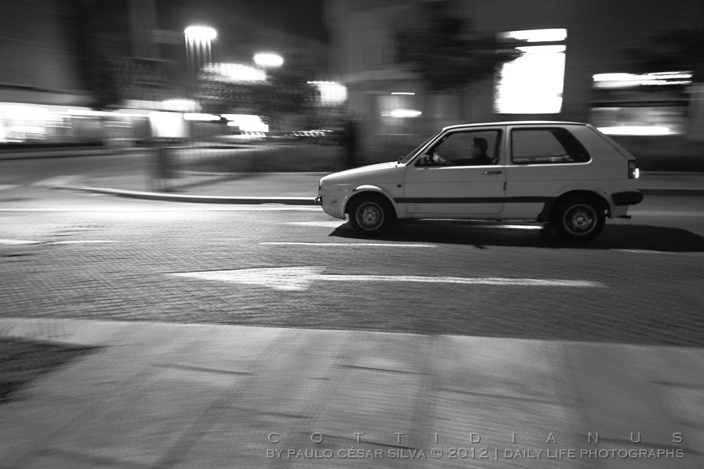 """Late Night Driving"" by Paulo César Silva"