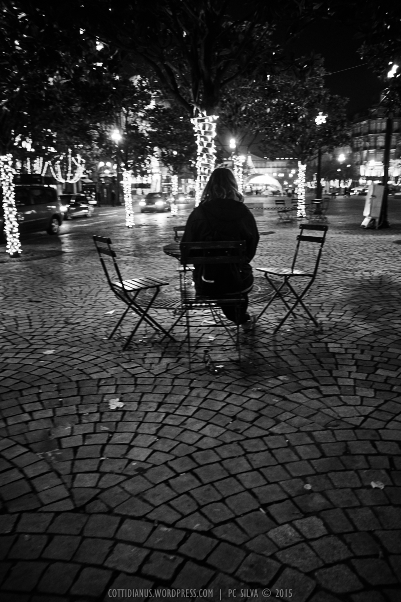 """Solitude at Christmas"" by PC Silva"